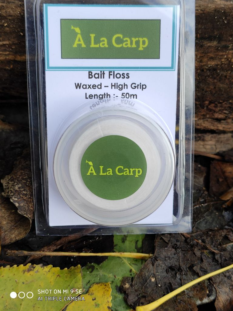 À La Carp fishing Bait Floss