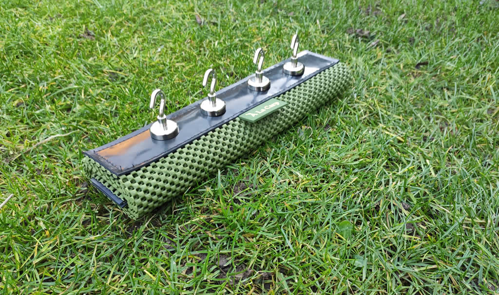 À La Carp Bivvy Top Work Mat fishing bundle
