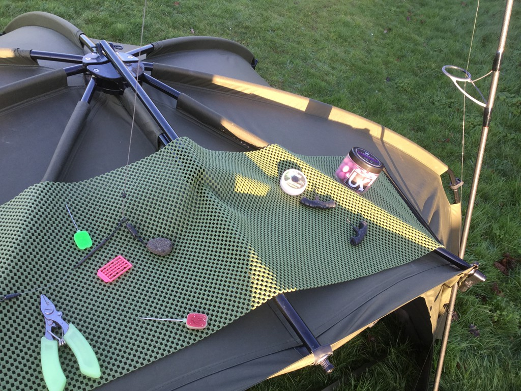 À La Carp Bivvy Top Work Mat